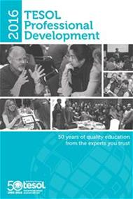 2016 TESOL PD Brochure_cover