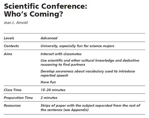 Scientific Conference