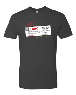 TESOL CONVENTION 2019 TSHIRT
