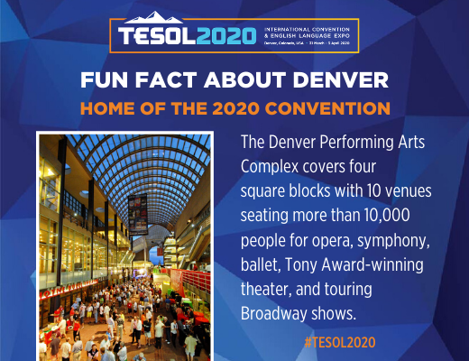 Fun Facts About Denver Perf Arts Complex