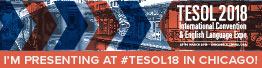 TESOL18 Email Signature Presenters