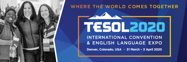 TESOL 2020 Call for Proposals