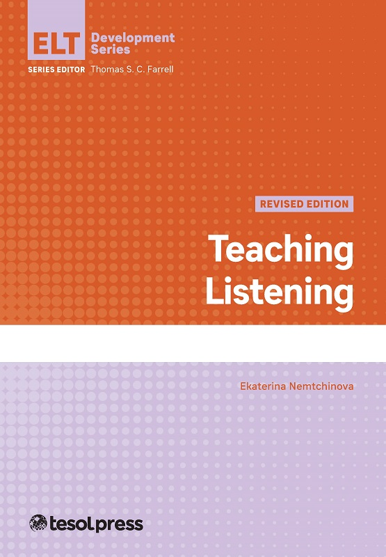 Teaching Listening, Revised by Ekaterina Nemtchinova