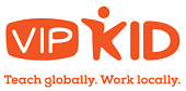 VIPKID new small clear
