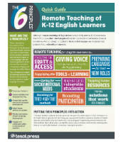 6Ps Remote Teaching Quick Guide