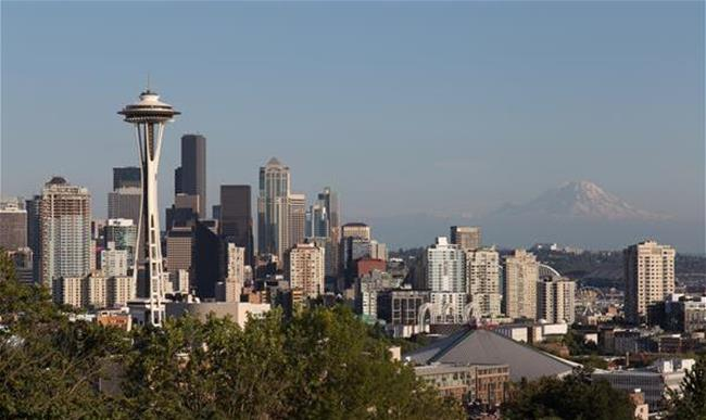 Seattle Space Needle 600 x 358