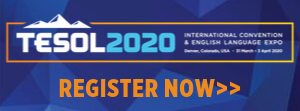 TESOL 2020 Registration